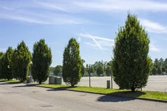 Monza, Italia Fotografie Stock Libere da Diritti