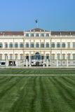 Monza (Italien), villa Reale Arkivbilder