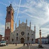 MONZA, ITALY/EUROPE - 28 OKTOBER: Groot rond venster van de Kat stock foto's