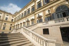 Monza Italy, Royal Palace Stock Image