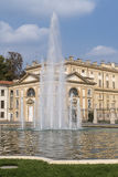 Monza Italy, Royal Palace Stock Images