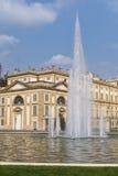 Monza Italy, Royal Palace Royalty Free Stock Photo