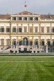 Monza Italy: Royal Palace Royalty Free Stock Photo