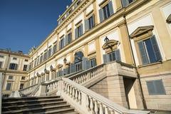 Monza (Italy): royal palace Royalty Free Stock Image