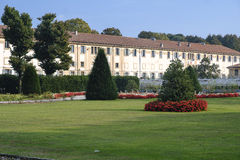 Monza Italy, Royal Palace Royalty Free Stock Photos
