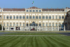 Monza (Italy), Villa Reale Stock Image