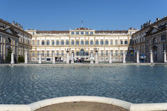 Monza (Italy), Villa Reale Stock Photography