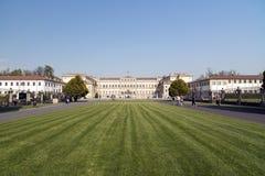 Monza (Italy), Villa Reale Stock Photos