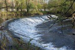 Monza Park: cascade Stock Images