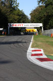 Monza runway Stock Photos