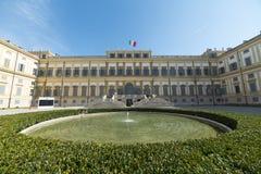 Monza, Villa Reale Stock Images