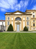 Monza Villa Reale (Royal Palace), Lombardy, Italy. Royalty Free Stock Photography
