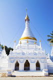 MOO de Wat Phra That Doi Kong Foto de Stock Royalty Free