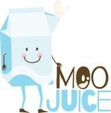 Moo Juice Stock Image