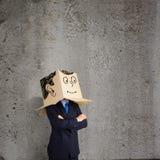 Mood change Stock Image