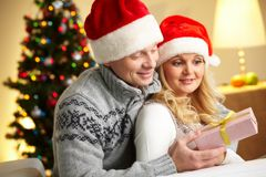 Mood of Christmas Royalty Free Stock Images