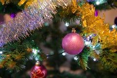 Mood5 van het nieuwjaar Stock Foto