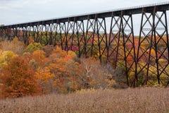 Moodna Viaduct Stock Image