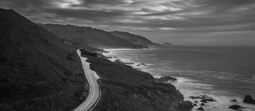 Moods of Big Sur Royalty Free Stock Photo