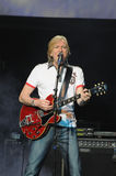The Moody Blues Justin Hayward 8-8-2009 Stock Image