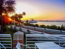 Moody Gardens, Galveston, Texas Stock Image