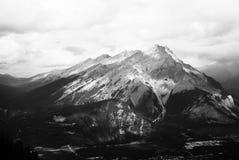 Moody Mountain Royalty Free Stock Image
