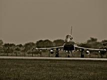 Moody Phoon Raf Typhoon  Royalty Free Stock Image
