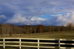 Moody Skies Stock Image