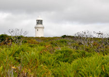 Moody Skies over Cape Naturaliste Lighthouse Royalty Free Stock Image