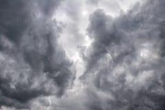 Moody sky-4 Royalty Free Stock Photos