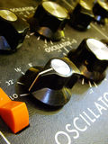 Moog Control Panel Stock Images