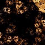 Mooi abstract beeld Computer geproduceerd patroon Stock Afbeeldingen