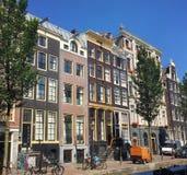 Mooi Amsterdam Stock Foto's