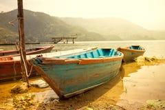 Mooi Aziatisch landschap royalty-vrije stock afbeelding