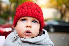 Mooi babymeisje Royalty-vrije Stock Fotografie