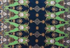 Mooi Batikpatroon Stock Foto's