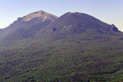 Mooi berglandschap Royalty-vrije Stock Afbeeldingen