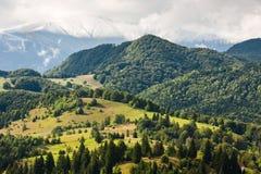 Mooi berglandschap Royalty-vrije Stock Foto