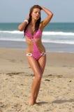 Mooi bikinimeisje Royalty-vrije Stock Foto
