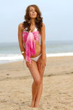Mooi bikinimeisje Royalty-vrije Stock Fotografie