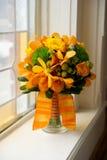Mooi BloemenBoeket Stock Afbeelding