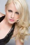 Mooi Blond Meisje stock fotografie