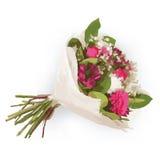 Mooi boeket van bloemen Royalty-vrije Stock Foto