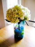 Mooi boeket van bloemen stock afbeelding