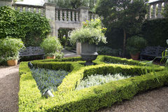 Mooi Dallas Arboretum royalty-vrije stock afbeeldingen