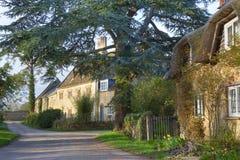 Mooi dorp Cotswold Royalty-vrije Stock Fotografie