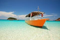 Mooi eiland Stock Fotografie