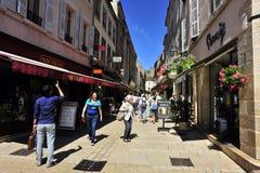 Mooi en indrukwekkend stadslandschap Royalty-vrije Stock Afbeelding