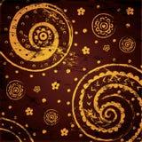 Mooi Etnisch ornament Stock Afbeeldingen