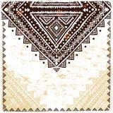 Mooi etnisch ornament Royalty-vrije Stock Afbeelding